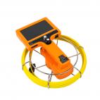 Технический промышленный видеоэндоскоп для инспекции труб WOPSON WPS-710D-SCJ для инспекции, 20 м, с записью - 3