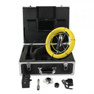 Технический промышленный видеоэндоскоп для инспекции труб Eyoyo WF92 для инспекции, 50 м, с записью